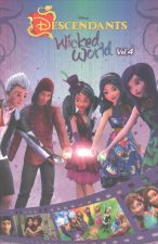 DISNEY DESCENDANTS WICKED WORL