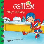 CAILLOU PLAYS HOCKEY