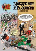 SPA-MORTADELO Y FILEMON #203