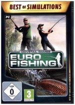 Dovetail Games: Euro Fishing, DVD-ROM