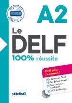 Le DELF 100% réussite  A2 UČ + CD