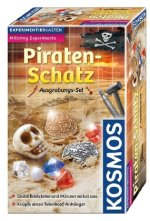 Piratenschatz Ausgrabungs-Set