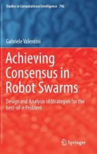 Achieving Consensus in Robot Swarms