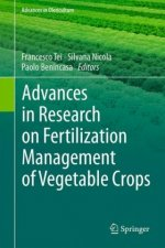 Advances in Research on Fertilization Management of Vegetable Crops