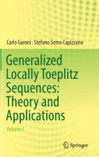 Generalized Locally Toeplitz Sequences