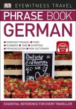 Eyewitness Travel Phrase Book German