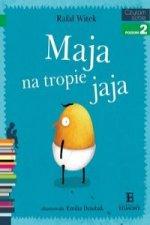 Czytam sobie Maja na tropie jaja