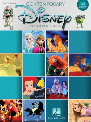 Contemporary Disney - 3rd Edition (Pvg)
