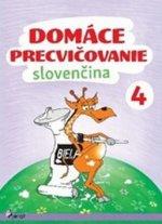 Domáce precvičovanie Slovenčina 4