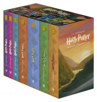 Harry Potter Sedm let v Bradavicích 1-7