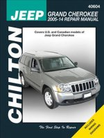 Jeep Grand Cherokee Chilton Automotive Repair Manual 05-14