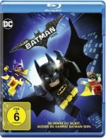 The LEGO Batman Movie, 1 Blu-ray