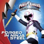 POWER RANGERS FORGED IN NINJA