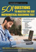 501 QUES TO MASTER GED TEST MA