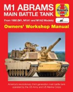 M1 Abrams Main Battle Tank Owners' Workshop Manual