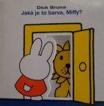 Jaká je to barva, Miffy?
