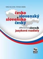 Česko-slovenský a slovensko-český diferenčný slovník jazykové rozdiely