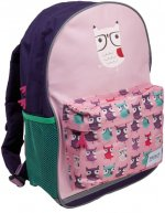 Sovičky Girls - Školní batoh malý