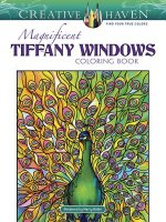Creative Haven Tiffany Windows Coloring Book