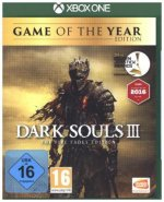 Dark Souls 3, 1 Xbox One-Blu-ray Disc (The Fire Fades Edition)