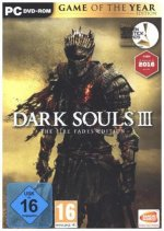 Dark Souls 3, 1 DVD-ROM (The Fire Fades Edition)
