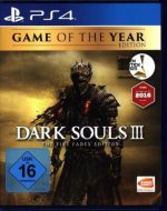 Dark Souls 3, 1 PS4-Blu-ray Disc (The Fire Fades Edition)