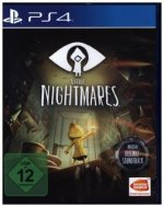Little Nightmares, 1 PS4-Blu-ray Disc