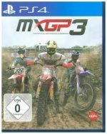 MXGP3, 1 PS4-Blu-ray Disc