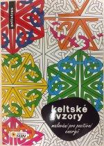 Keltské vzory Malování pro pozitivní energii