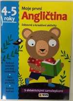 Moje první Angličtina 4-5 roky