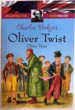 Dvojjazyčné čtení Č-A - Oliver Twist