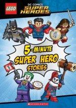 5-Minute Super Hero Stories