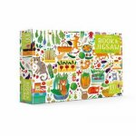 Usborne Book and Jigsaw On the Farm