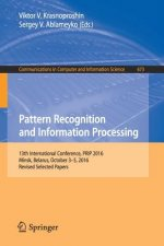 Pattern Recognition and Information Processing