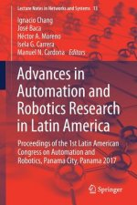 Advances in Automation and Robotics Research in Latin America
