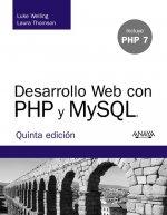 Desarrollo Web con PHP y MySQL. Quinta Edición