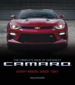 Complete Book of Chevrolet Camaro, 2nd Edition