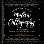 BEAUTIFUL MODERN CALLIGRAPHY L