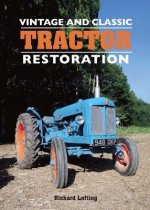 VINTAGE & CLASSIC TRACTOR REST