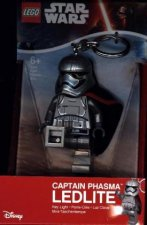 LEGO Star Wars Minitaschenlampe Captain Phasma
