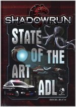 Shadowrun 5: State of the Art (Hardcover)
