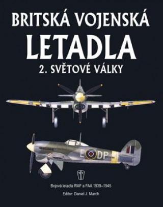 Britská vojenská letadla