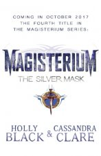 Magisterium 04: The Silver Mask