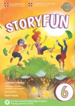 Storyfun 6 Student's Book with Online Activities and Home Fun Booklet 6