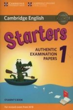 Cambridge English Young Learners 1 Starters Student's Book