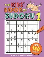 Kids' Book of Sudoku 1