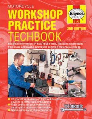 Motorcycle Workshop Practice Techbook