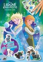 Ledové království cvičebnice