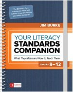 YOUR LITERACY STANDARDS COMPAN