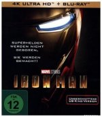 Iron Man 4K, 2 UHD-Blu-ray